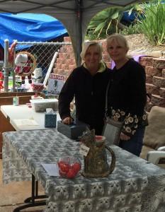 Linda, Vera, & Marlene SSNAAPE rummage sale 2016 crop2